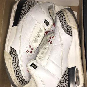 White cement 3s